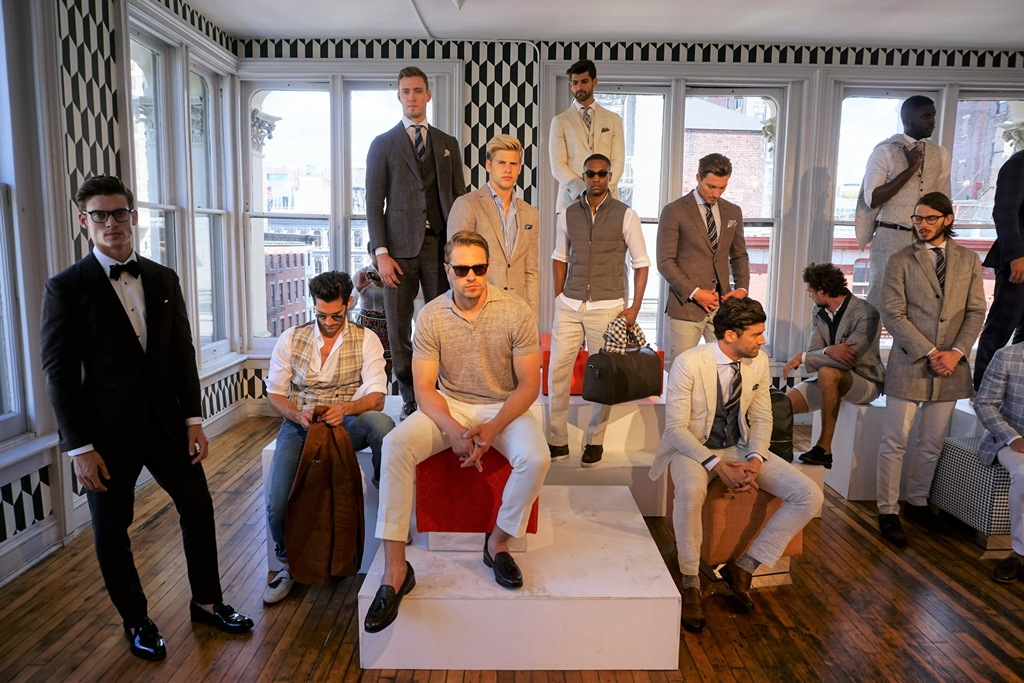 Suitsupply at NYFW Spring Summer 2017 at Soho Manhattan (2)