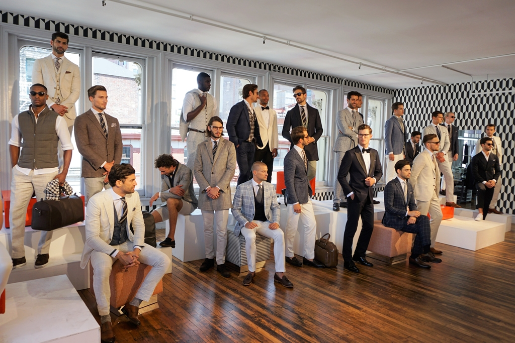 Suitsupply at NYFW Spring Summer 2017 at Soho Manhattan (4)