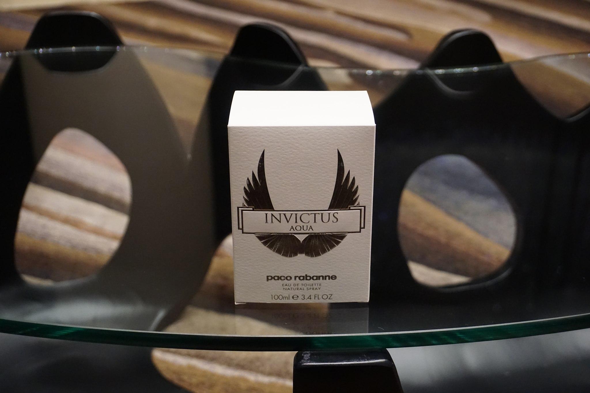 Invictus Aqua Paco Rabanne Men's Fragrance