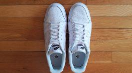 Nike Backboard II White Sneakers for Men (1)