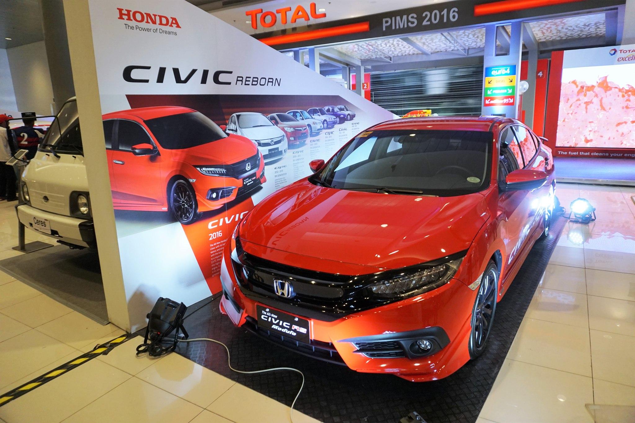 Honda civic reborn 1