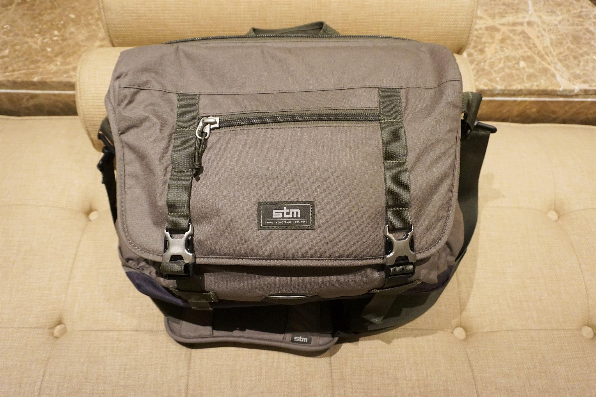 Stm Trust 15 Inch Laptop Messenger Bag 1 Pinoy Guy Guide