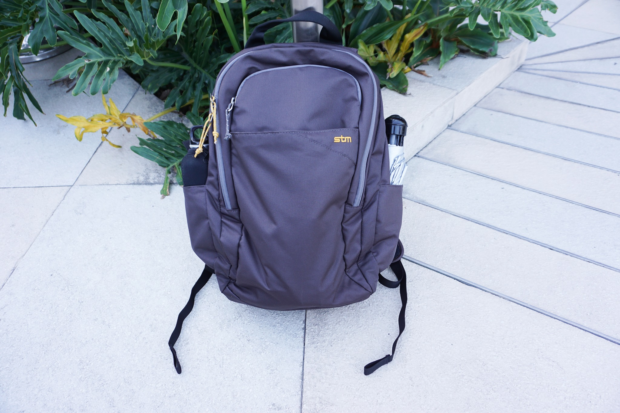 STM Prime 13-inch Laptop Backpack – Steel (2)   Pinoy Guy Guide 27bb860462
