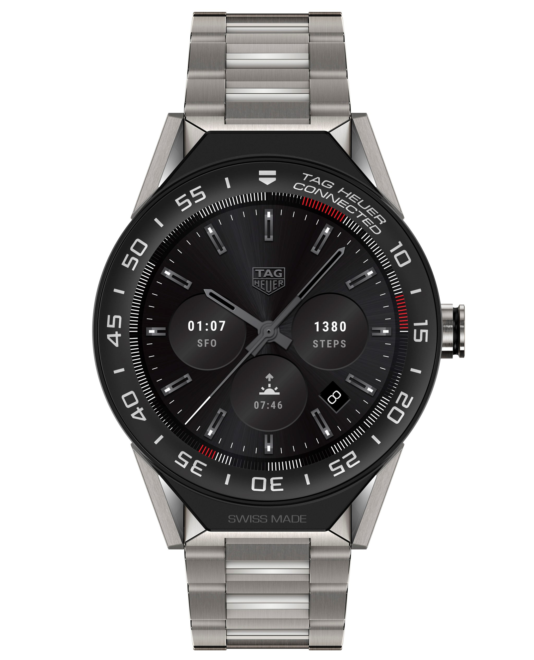 Tag heuer connected modular 45 the luxury smartwatch for guys pinoy guy guide for The tag heuer connected modular
