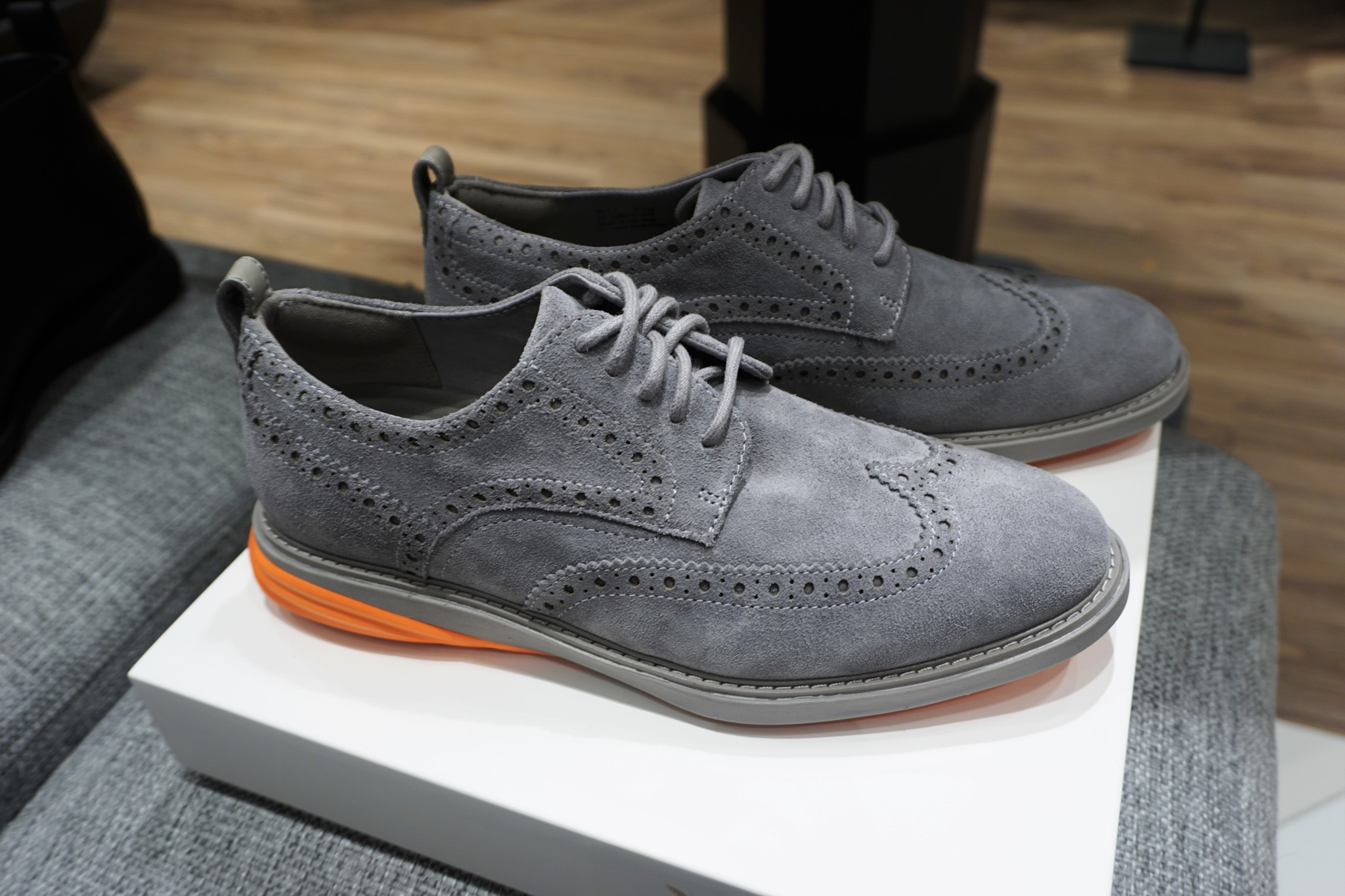 And also here are a few more Cole Haan shoes from last season which still  look good. Some of these pairs are actually on sale.