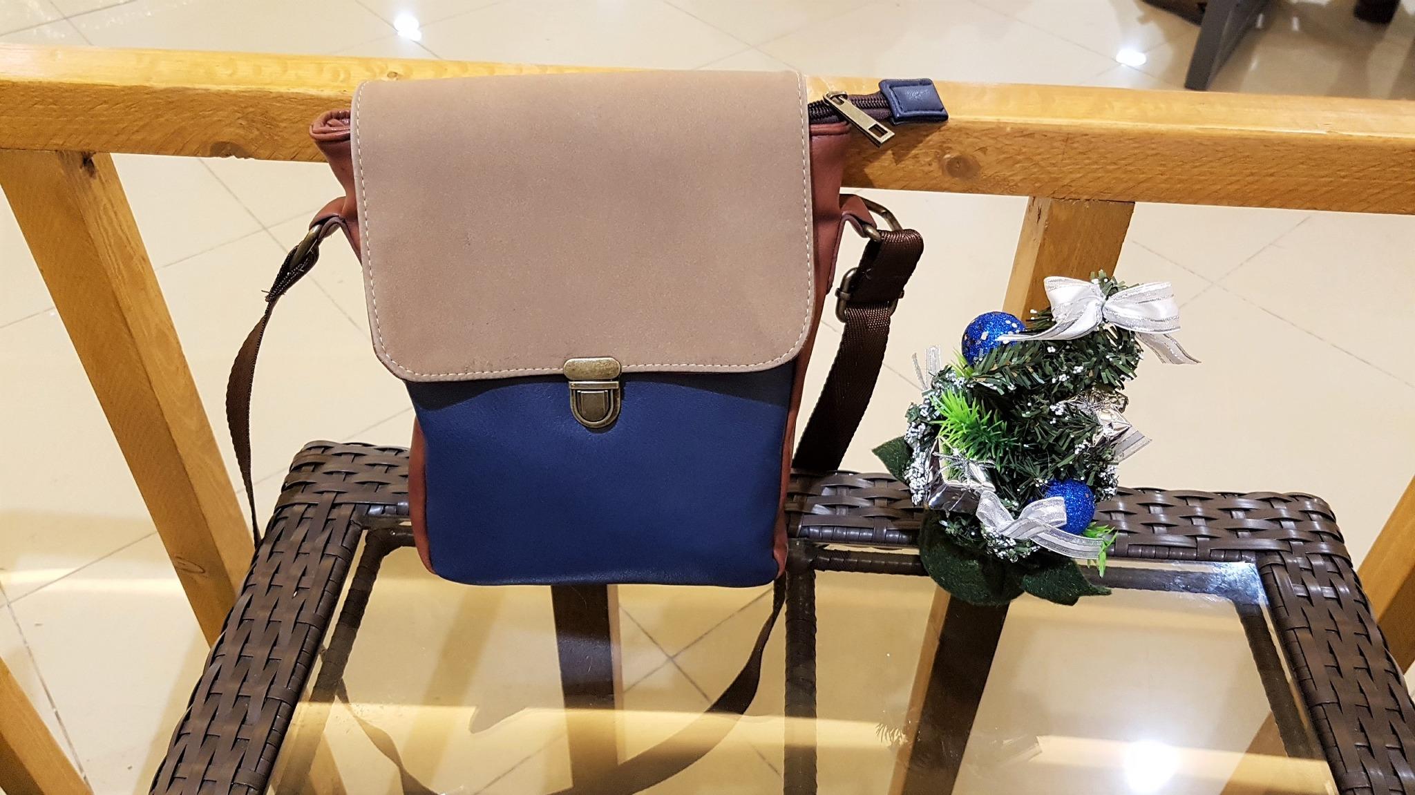 MSense Affordable Mini Shoulder Bag for Guys – Pinoy Guy Guide 87105e22c0999