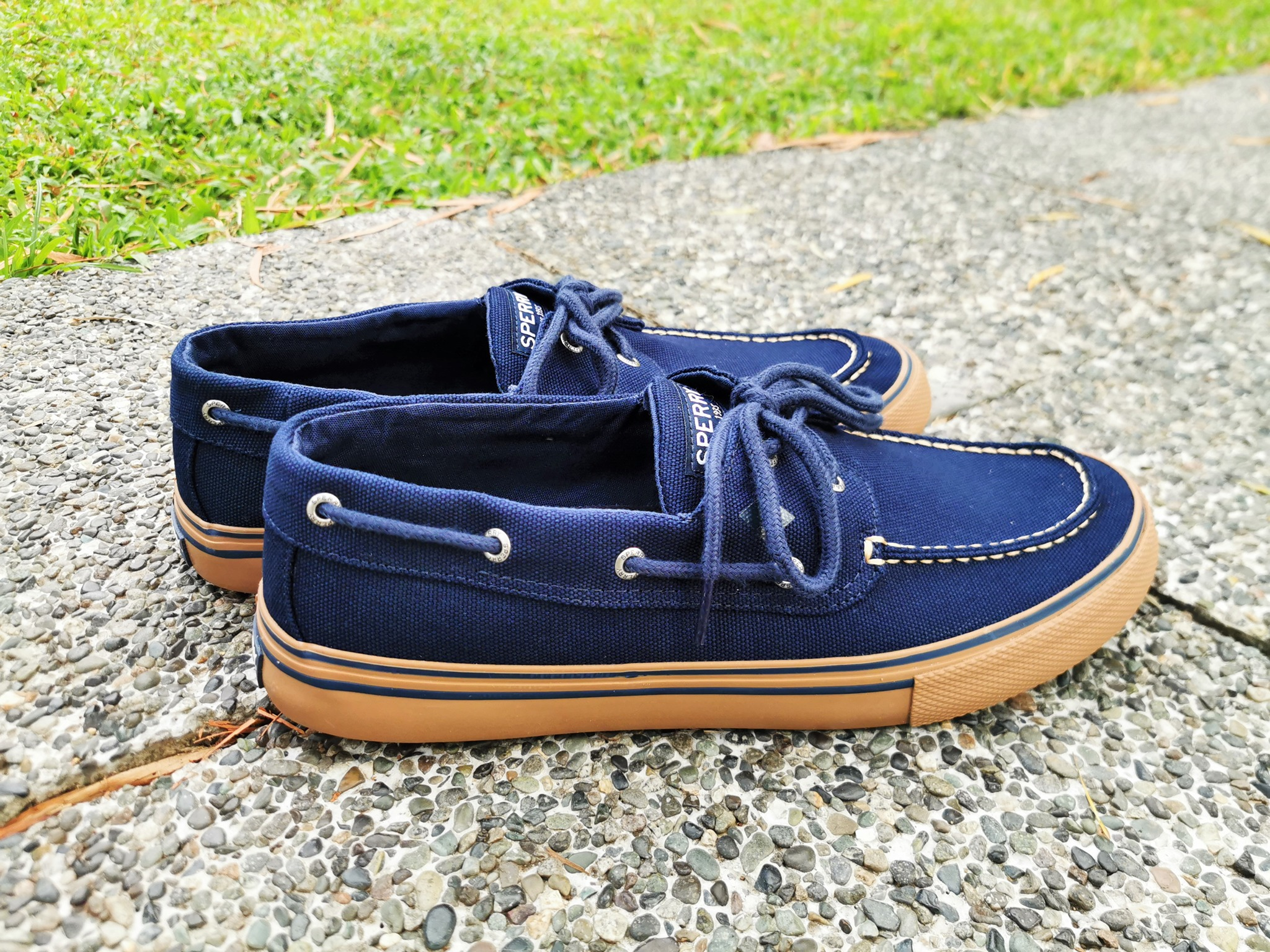 Sperry Top-Sider Bahama Storm Navy is